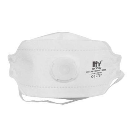 FFP3 Disposable Respirator Face Mask Type D