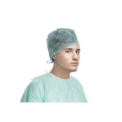 tie back surgical cap