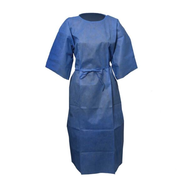 Disposable Patient Modesty Gown