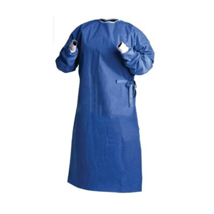 Reinforced Sterile Disposable Surgical Gown